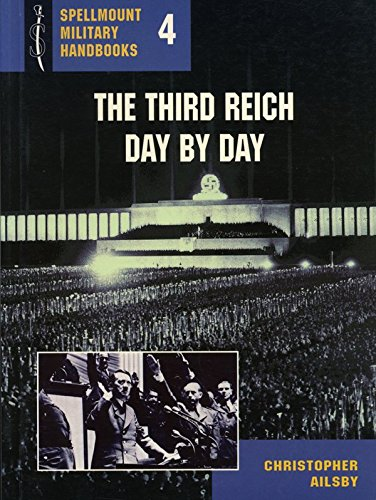 9781862273054: Third Reich Day by Day (Spellmount Military Handbooks)