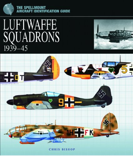 9781862273306: Luftwaffe Squadrons 1939-45 (Spellmount Aircraft Identification Guide)