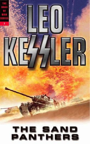 9781862273351: Sand Panthers (Volume 8 Dogs of War Series)