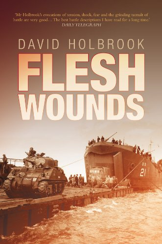Flesh Wounds: Holbrook, David