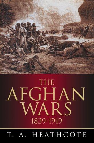 9781862274082: The Afghan Wars