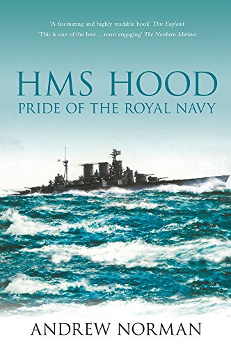 9781862274532: HMS Hood: Pride of the Royal Navy