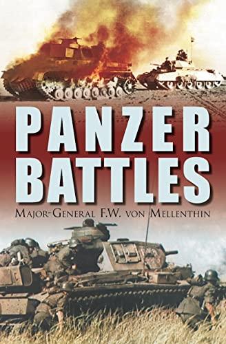 9781862274594: Panzer Battles