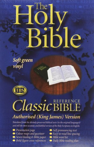 9781862281899: Holy Bible - Classic Centre Reference: Authorised (King James) Version (Classic Reference)