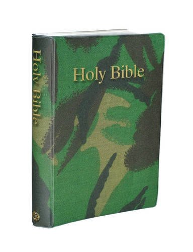 9781862282681: Camouflage Holy Bible: Authorised (King James) Version: Pocket Centre Reference Bible (Pocket Reference)