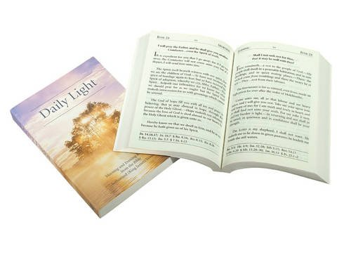 9781862282896: Daily Light   Christian Classic: Authorised (King James)  Version: Daily