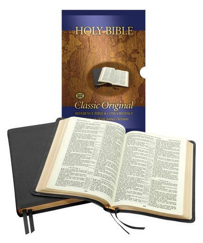 9781862283183: Holy Bible - Concord Classic Original: Centre Reference Bible: Authorised (King James) Version