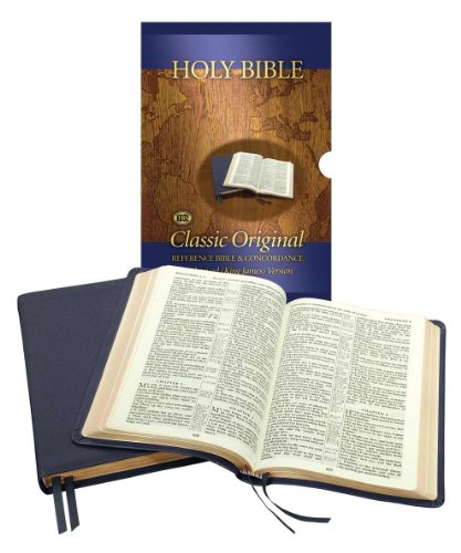 9781862283190: Holy Bible: Concord - Classic Original Reference: Authorised (King James) Version: 8D; Classic Original Reference Bible