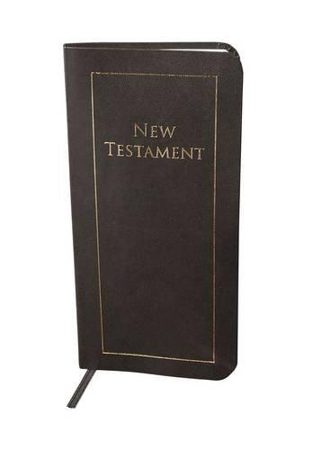 9781862283619: Slimline Pocket New Testament: Authorised (King James) Version