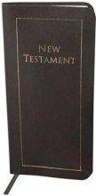 9781862283626: Slimline Pocket New Testament: Authorised (King James) Version