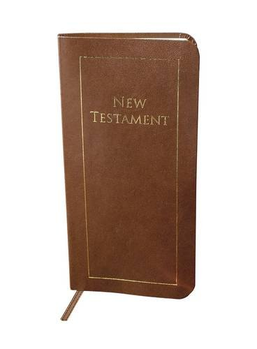 9781862283633: Slimline Pocket New Testament: Authorised (King James) Version