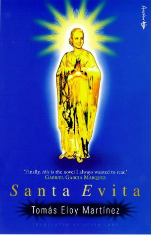 9781862300026: Santa Evita (Translated By Helen Lane)