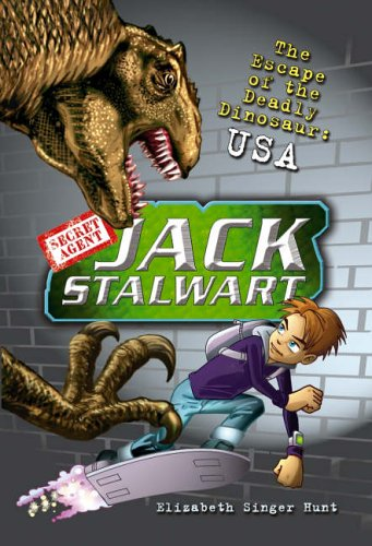 9781862301221: Jack Stalwart: The Escape of the Deadly Dinosaur: USA: Book 1