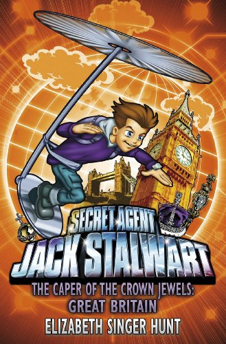 9781862301269: Jack Stalwart: The Caper of the Crown Jewels: Great Britain: Book 4