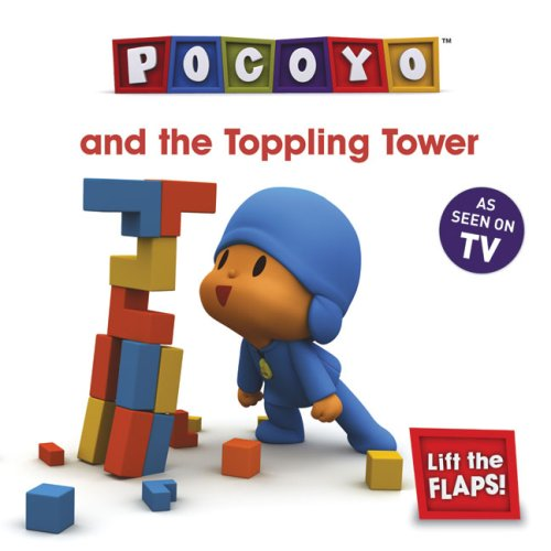 9781862301511: Pocoyo and the Toppling Tower (Pocoyo Lift the Flaps)