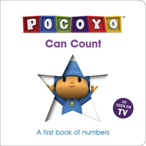 9781862301559: Pocoyo Can Count: A First Book of Numbers