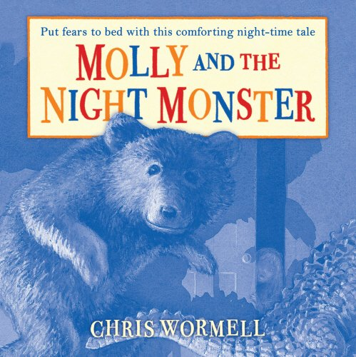 Molly and the Night Monster: Wormell, Chris