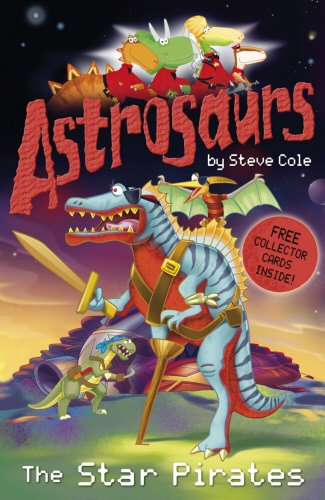 9781862301887: Astrosaurs 10: The Star Pirates