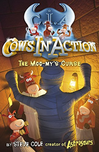 9781862301900: Cows in Action: The Moo-my's Curse (Cows in Action)