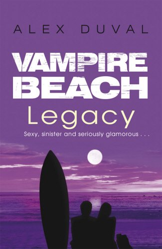 Vampire Beach Legacy: Alex Duval