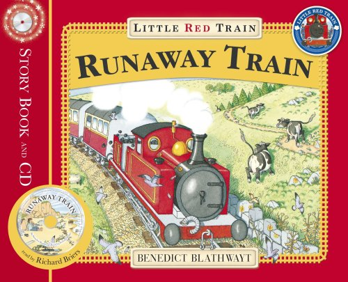 9781862302112: The Little Red Train: The Runaway Train