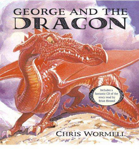 9781862302136: George And The Dragon (Book & CD)