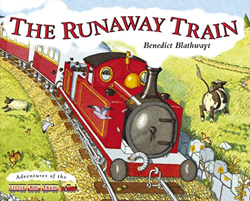 9781862302273: The Little Red Train: The Runaway Train