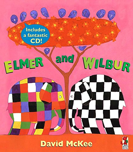 9781862302334: Elmer And Wilbur (Book & CD)