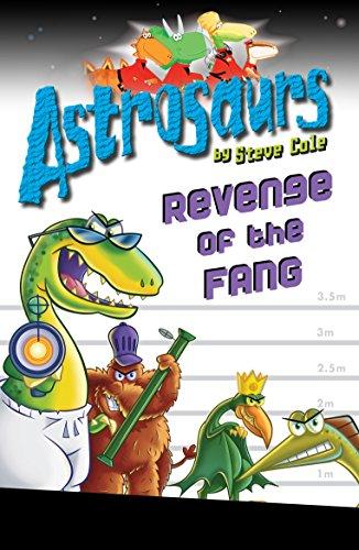 9781862302556: Astrosaurs: Revenge of the Fang