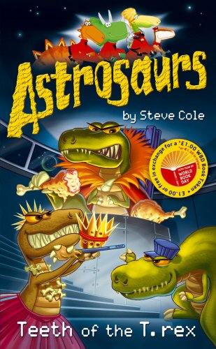 9781862302853: Astrosaurs: Teeth of the T-Rex
