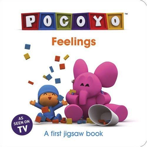 9781862302891: Pocoyo Feelings: A First Jigsaw Book