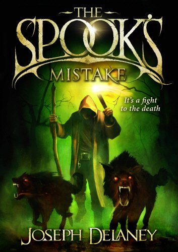 The Spook's Mistake: Book 5 (The Wardstone Chronicles, Band 5)