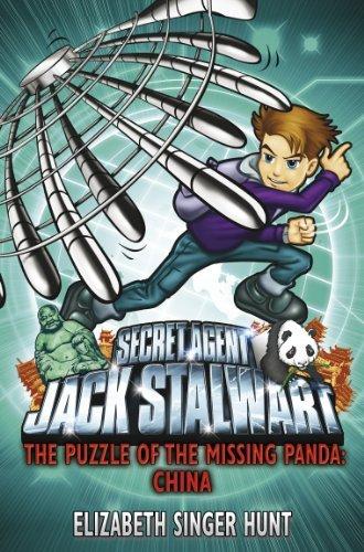 9781862304758: Secret agent Jack Stalwart: The puzzle of the missing panda - China