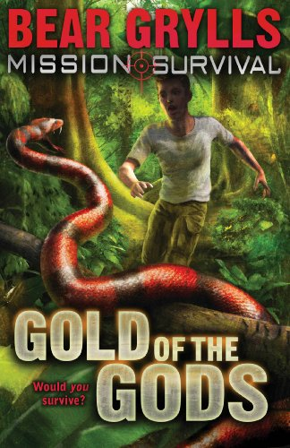Gold of the Gods (Mission: Survival), ***SIGNED: Grylls, Bear