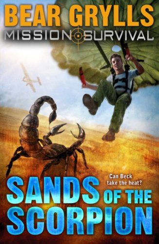 9781862304826: Mission Survival 3: Sands of the Scorpion
