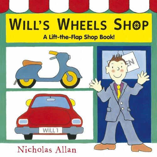 Will's Wheels Shop: Allan, Nicholas