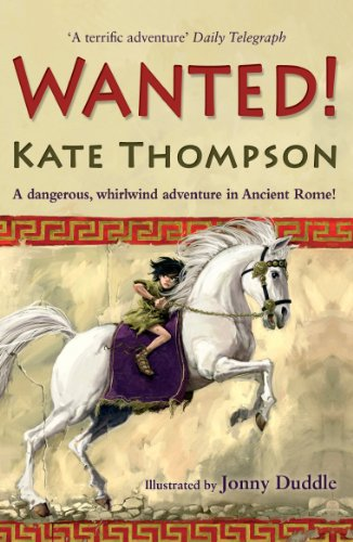 Wanted!: Thompson, Kate