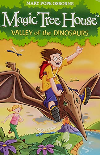 9781862305236: The Magic Tree House 1: Valley of the Dinosaurs