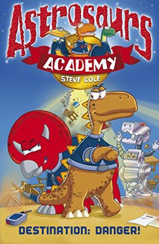 Astrosaurs Academy: Cole, Steve
