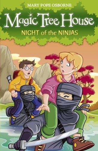 9781862305663: Magic Tree House 5: Night of the Ninja