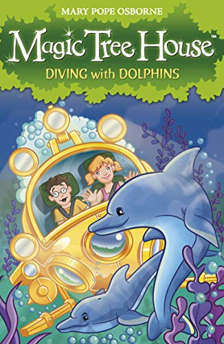 9781862305731: Magic Tree House 9: Diving with Dolphins