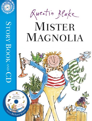 Mister Magnolia (1862305943) by Blake, Quentin