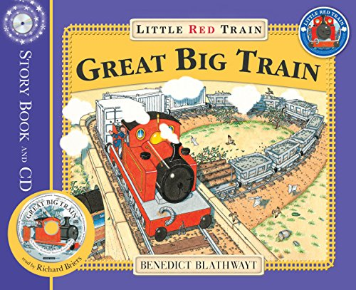 9781862306110: The Little Red Train: Great Big Train