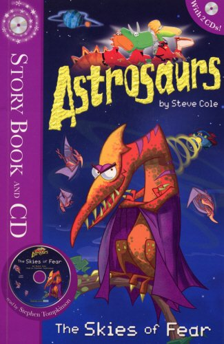 9781862306424: Astrosaurs 5: The Skies of Fear