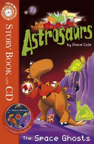 9781862306431: Astrosaurs 6: The Space Ghosts