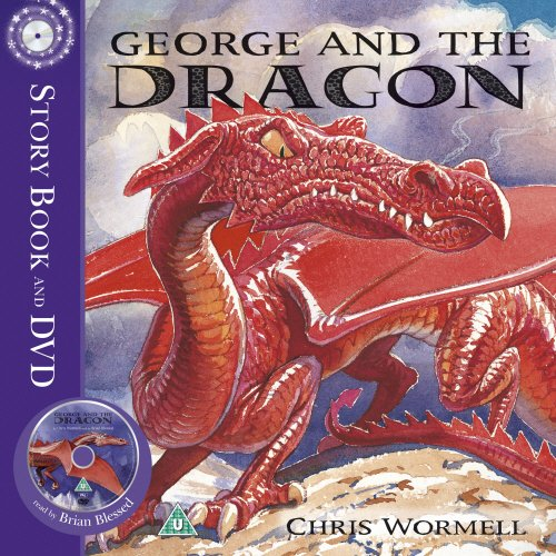9781862306455: George and the Dragon (Book & DVD)