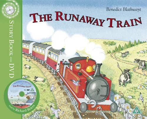 9781862306462: The Little Red Train: The Runaway Train