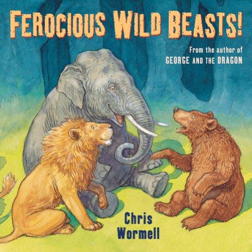 9781862306516: Ferocious Wild Beasts