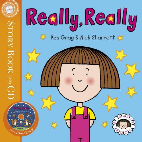 9781862306585: Really Really: Book and CD