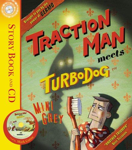 9781862307162: Traction Man Meets Turbodog